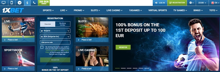1xbet – high odds and many bonus promotions – Bets Win