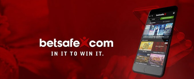 Betsafe mobile version and App
